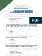 Fundamentals of Nursing IV