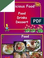 Food & Menu Powerpoint (Naineh)(2)