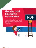 Addressing Gender and Achievement