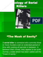 Psychology of a Serial Killer to Go With Worksheet