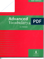 IELTS - Advanced Vocabulary and Idiom