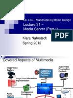 lect31-MediaServer