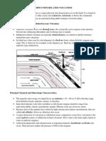 Lecture 7 - Calc-Alkaline Volcanic Rocks