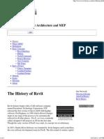 History of Revit