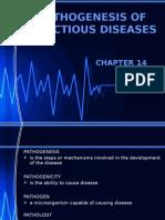 pathogenesis of infectious disease