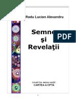 Semne Si Revelatii - Radu Lucian Alexandru