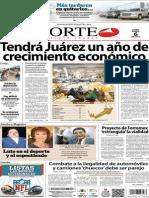 Periódico Norte edición impresa día 6 de enero 2014