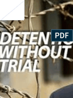 Detention Without Trial