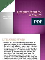 Internet Security & Frauds