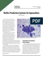 Biofloc Aquaculture