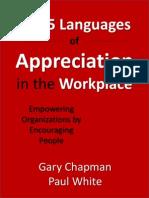 Workplace Appreciation Presentation