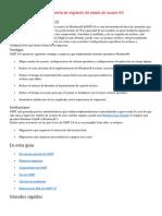 Guía de usuario de la Herramienta de migración de estado de usuario 4