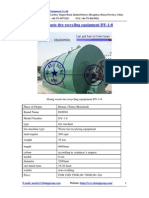 Doing Waste Tire Recycling Equipment DY-1-8