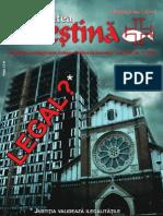 """Revista """"Actualitatea Creştină"""", luna iulie 2009"""