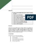 Carte Excel 2007