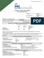 Krystal Clear 1216 MSDS 1