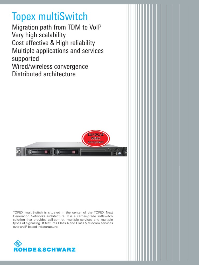 Topex Multiswitch