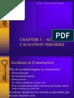 THEORY ACCIDENT - OSHA