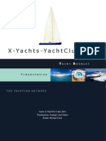 Booklet 6 for Sale X-Yachts X-482 2001 California Usa