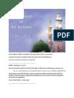 Forty Hadith on Imam an-Nawawi Arabic and English PDF