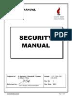402694593 Security Manual 2009