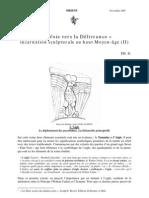 La Voie vers la Délivrance - incarnation sculpturale au haut Moyen-âge (II)