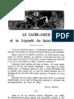 Le Sacré-Coeur et la légende du Saint-Graal