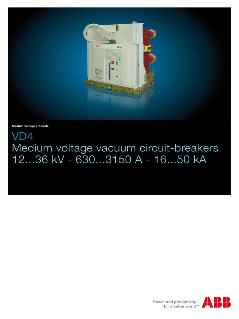 1508778634 abb medium voltage vacuum circuit breakers vd4 electric arc abb vd4 wiring diagram at gsmx.co