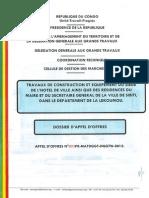Appel d'Offres de la DGGT pour la construction et l'équipement du siège de l'hotel de ville ainsi que des résidences du Maire et du SG de Sibiti.pdf