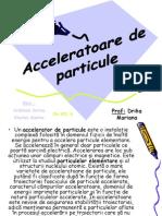 Acelerator de Particule