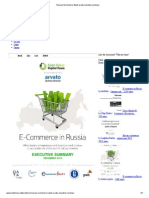 Russian Ecommerce Ewdn Arvato Executive Summary