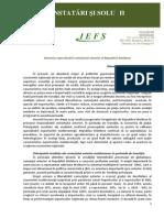 Dinamica specializarii Comertului Exterior al Republcii Moldova