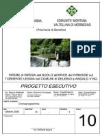 Tav.10 - Cronoprogramma