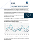 Business Activity Expected to Lift in 2014