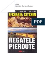 Zecharia Sitchin - Regatele Pierdute