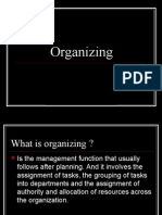 ob14 organising