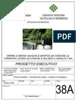 Tav.38A - Tracciamento Ponte
