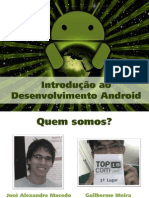 Intro Dev Android