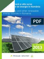 2. Raport Energia Eoliana Si Alte Resurse Regenerabile Din Romania