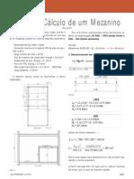 CALCULO MEZANINO AÇO 299_artigo_ed83
