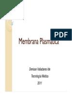 Membrana Plasmática_2011 [Compatibility Mode]