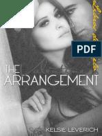 Kelsie Leverich - The Valentine Arrangement.