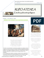 Grupo Atenea_ Dionisos, En El Orfismo y en Los Misterios Eleusinos
