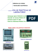 Equipos Lab Oratorio General Electronic A