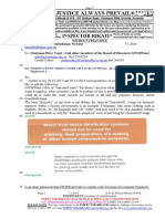20140107-To EWOV2004-317 COMPLAINT Etc-Re GWMWater - Re 2305224 Creditcollect 369335-Suplement 2