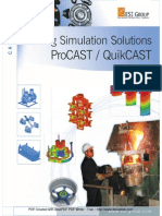 Casting Simulation Solutions