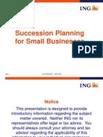 Business Succession Client Powerpoint