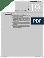 19 Metabolismo de Aminoácidos