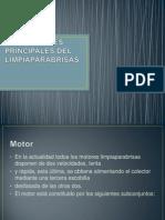 Componentes Principales Del Limpiaparabrisas