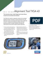TKSA 40 - Product Data Sheet